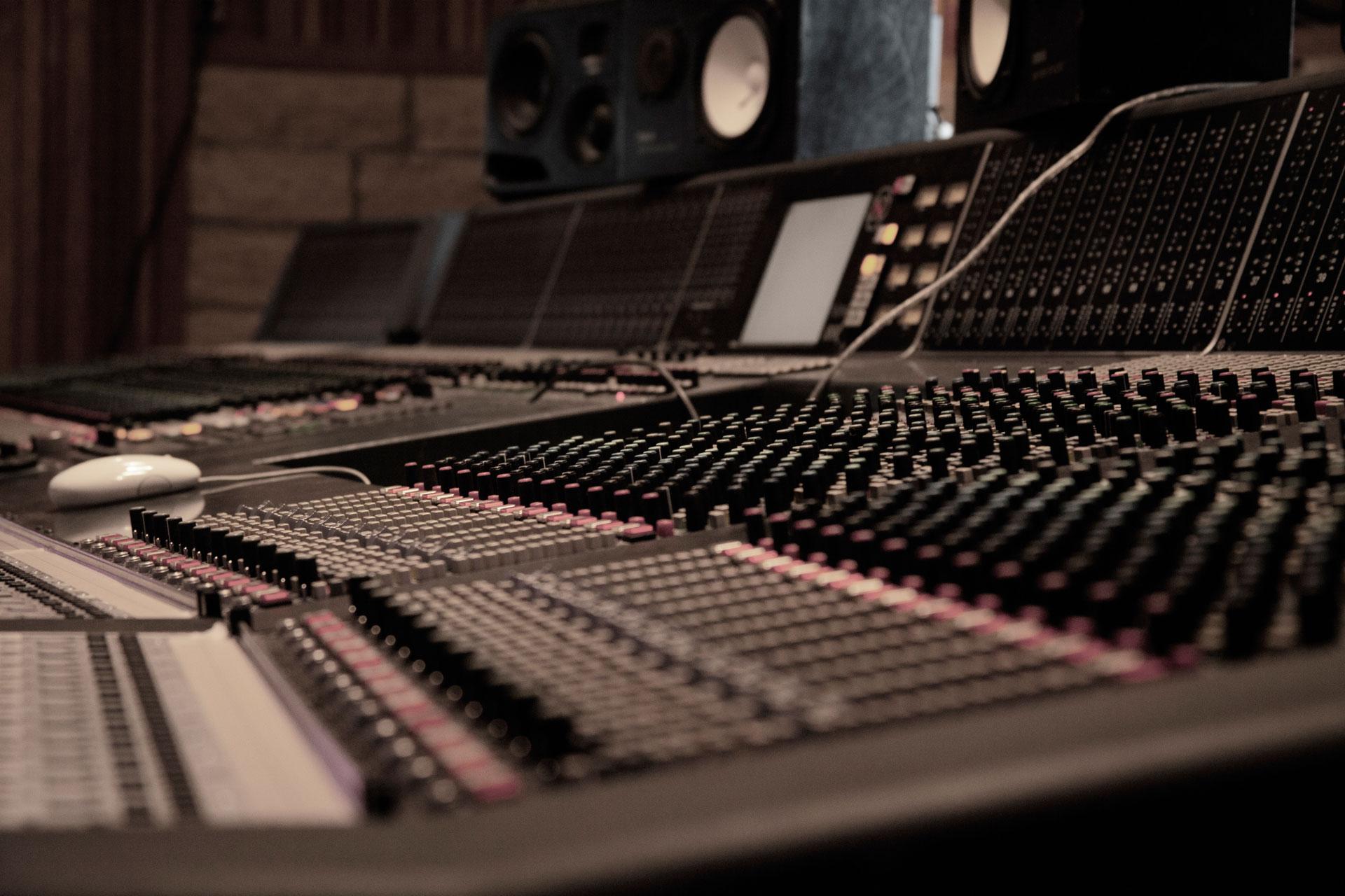 Neve 88R Studio B